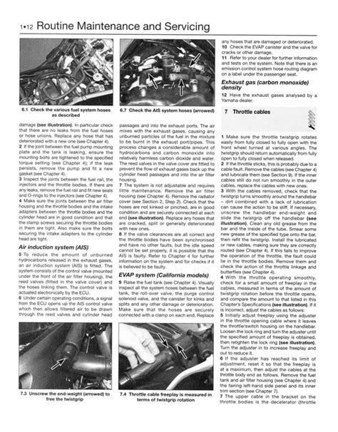 YZF-R6 | Haynes Manuals