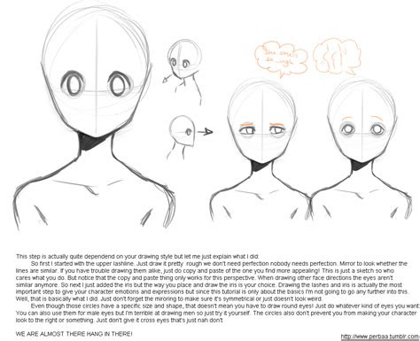 drawing art eyes anime manga sketch tutorial lecture art