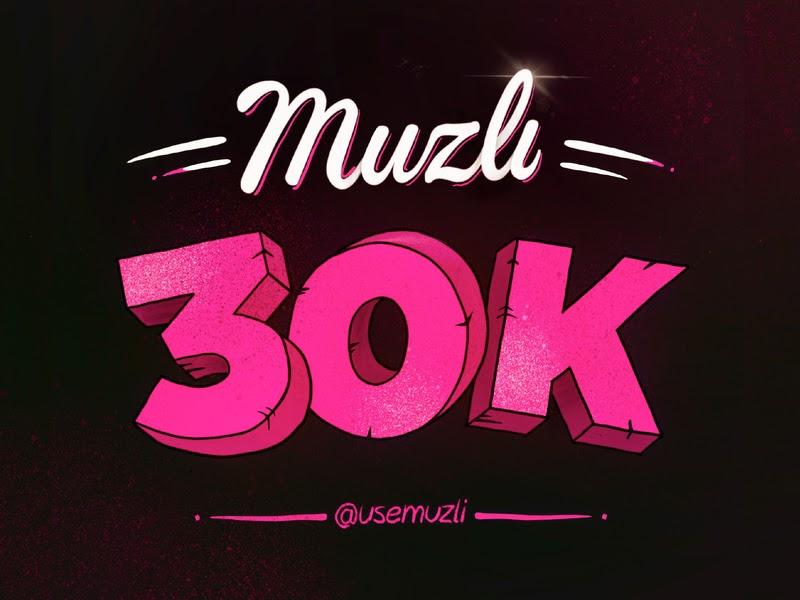 30k Followers On Instagram