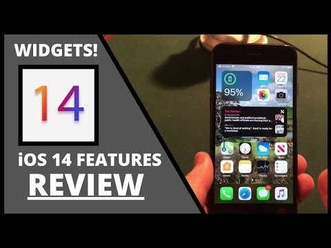 iOS 14 Beta Review: Features and Widgets! iOS 14 is SMOOTH!