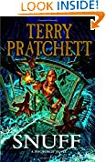 Snuff by Sir Terry Pratchett Book Cover