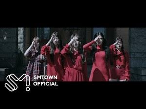 Lirik Lagu Red Velvet - Peek A Boo