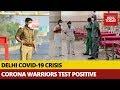 Senior Delhi Cop Tests Positive For Coronavirus