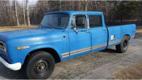 International Harvester Travelette 1970 For Sale 4 Door Pickup Truck