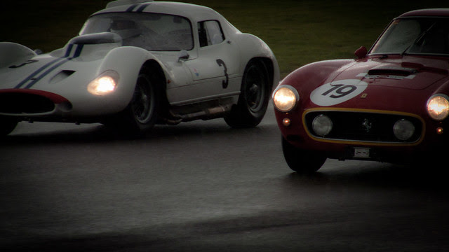 2011 Goodwood Revival: Maserati Tipo 151 & Ferrari 250 GT SWB/C by 8w6thgear, on Flickr