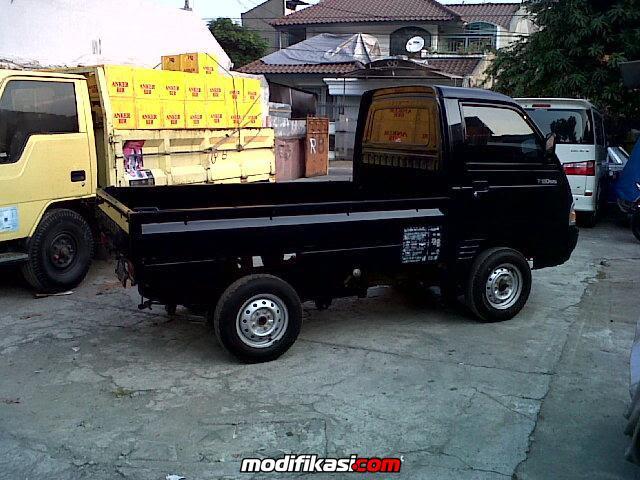 550 Koleksi Modifikasi Mobil Ss Hitam Gratis
