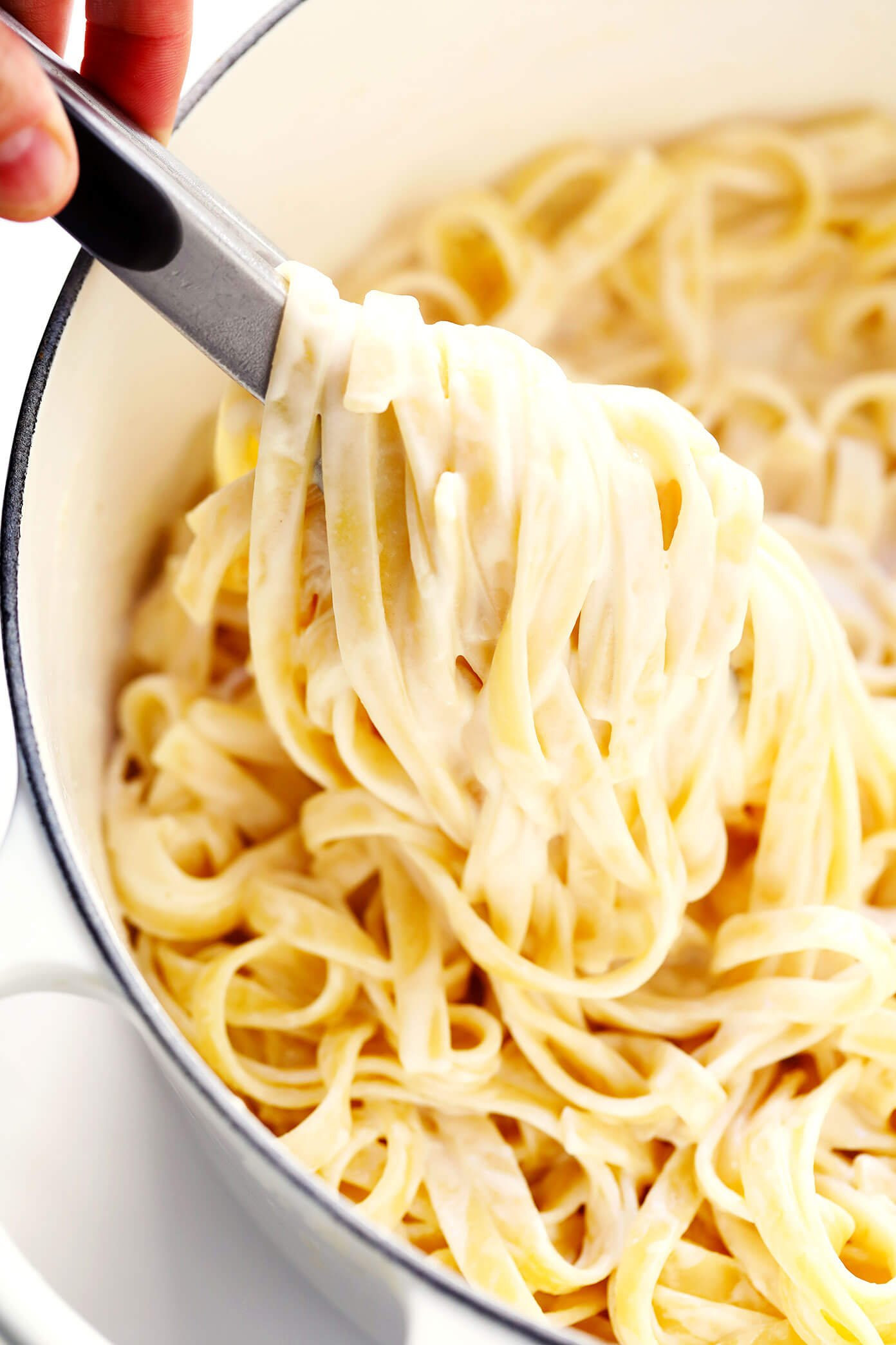 The Best Alfredo Sauce Recipe Gimme Some Oven