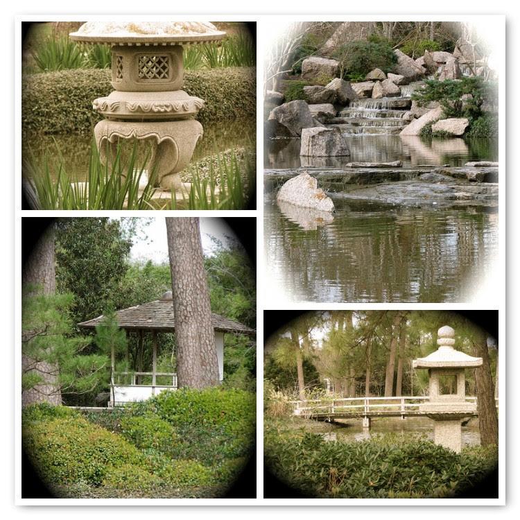 Japanese Garden Mosaic