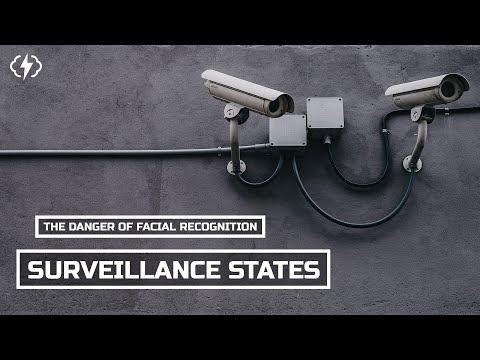.中國利用臉部辨識壟斷全球監視市場