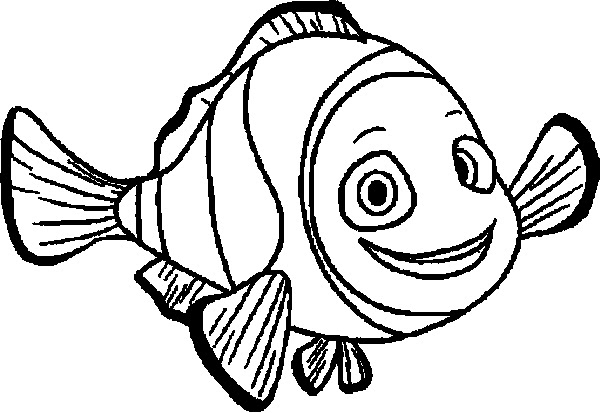 Finding Nemo Silhouette at GetDrawings | Free download