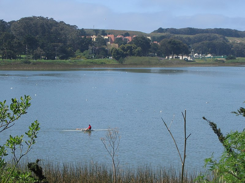 File:Lake Merced at SFSU.jpg