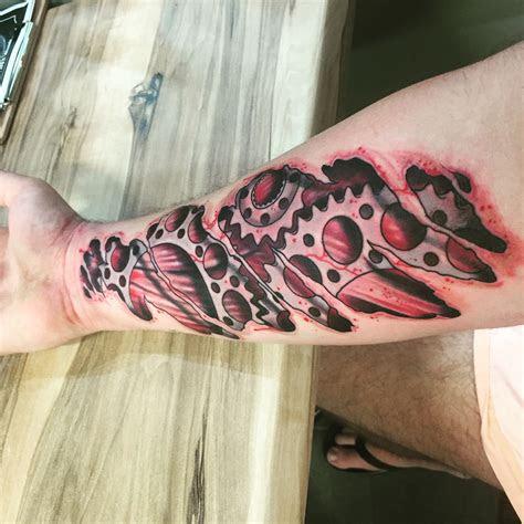 torn skin tattoo spoox dead mans hand
