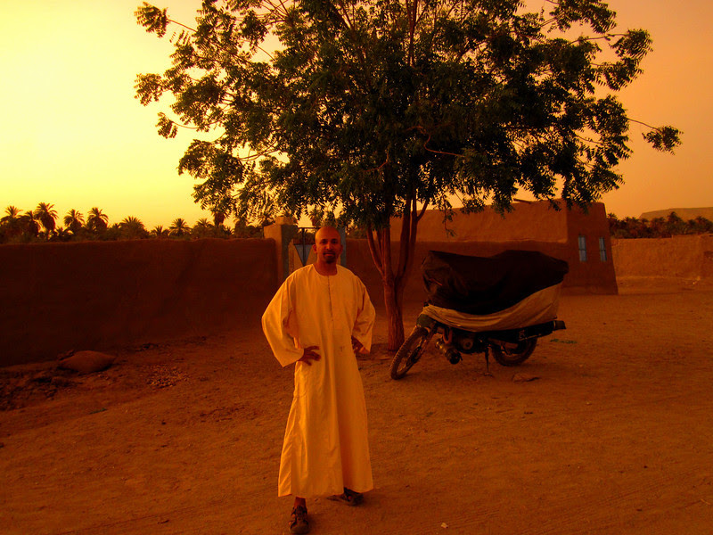 Gelabiyya - Traditional costume of Northern Sudanese men