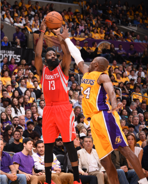 Logan's Sports Ratings: Top 100 NBA Players: #52 - James Harden