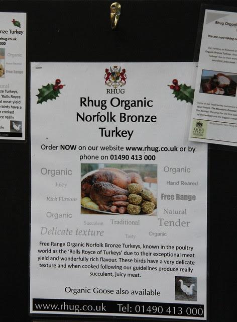 rhug organic turkeys