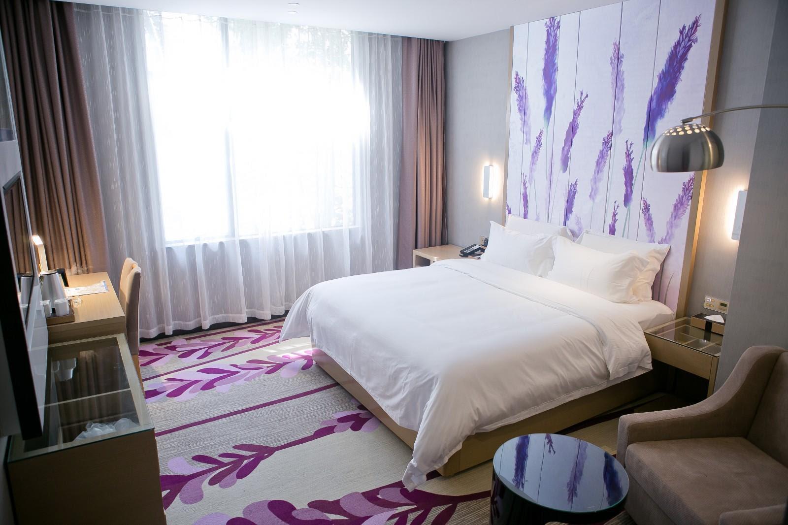 Lavande Hotel Shenzhen Qianhai Times City Reviews