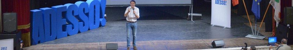 """Renzi: """"Bersani polemizza sulle Cayman? Allora spieghi pure i casi Telecom e Mps"""""""