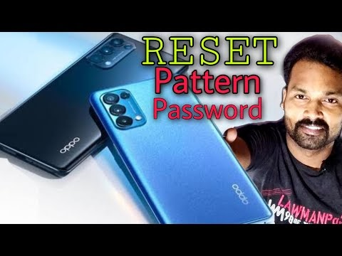 Oppo A33 pattern password reset without Computer & Data Loss