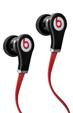 For your ears: Beats by Dr. Dre 'Tour' In-Ear ControlTalk® Headphones #GetMoving #Nordstrom