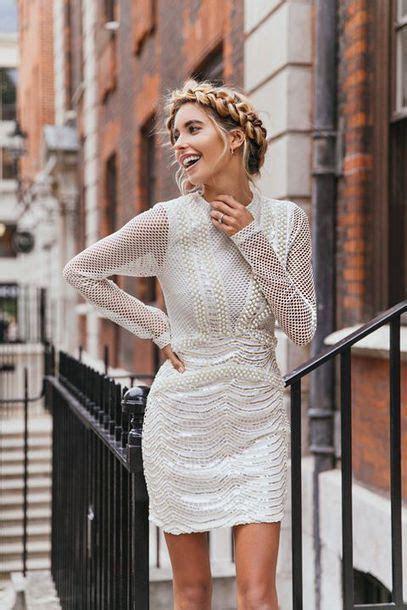 dress, prettylittlething, sequin dress, formal, wedding