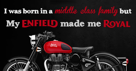 34 Awesome I Love Royal Enfield Quotes