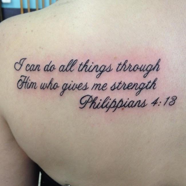 75 Best Bible Verses Tattoo Designs Holy Spirits 2018