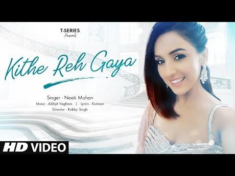 I Love Bollywood Music: Neeti Mohan - Kithe Reh Gaya