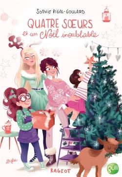 Couverture Quatre sœurs et un Noël inoubliable