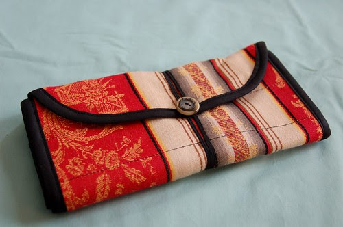 Double Point and circular needle case