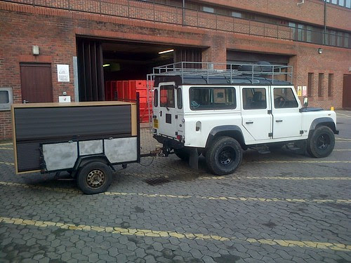 Land Rover at Gateshead Civic Centre Now 13