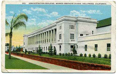 Warner Brothers West Coast Studios, Administration Building