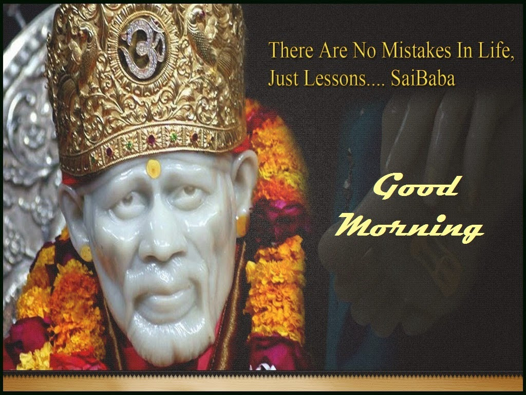 Top Sai Baba Good Morning Images Download Top Colection For