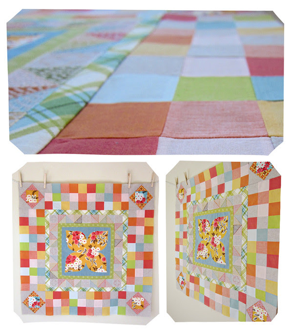 paper piecing week