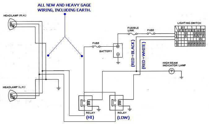 Mitsubishi Triton Mq Headlight Wiring Diagram