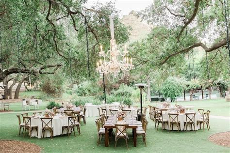 Picture Perfect Malibu Garden Wedding   MODwedding