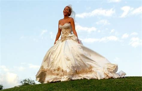 Beyonce    Wedding Dress Designer    Best Thing I Never