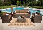 Buy Luxury Outdoor Furniture | Deep seating Patio Furniture Sets
