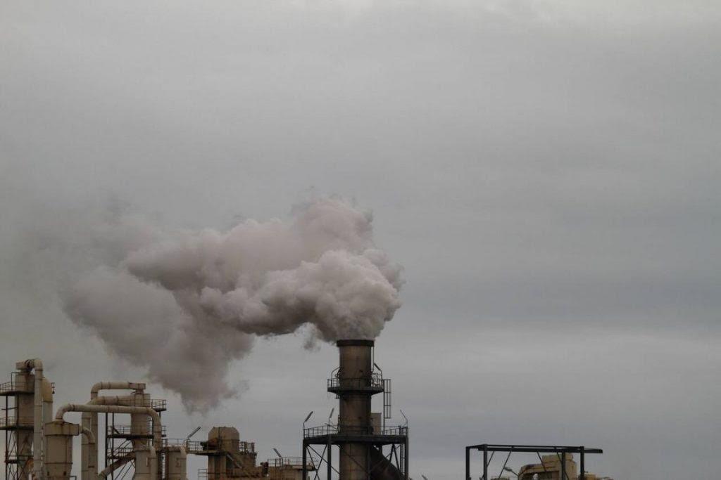É treta: 2016 terminará o ano com a maior elevação de CO2 de todos os tempos. Foto: José Moutinho/Flickr.