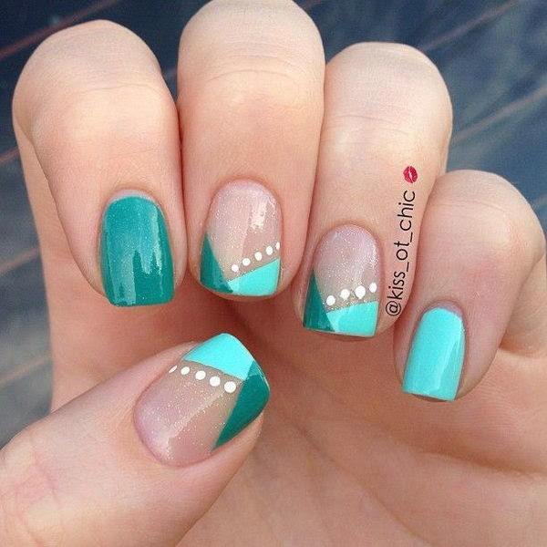 Easy To Do Nail Designs For Beginners Nail Arts