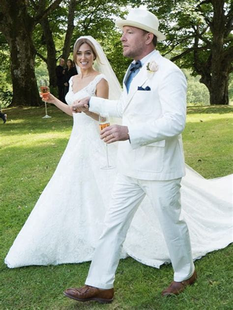 Guy Ritchie shares pictures of his wedding to Jacqui Ainsley