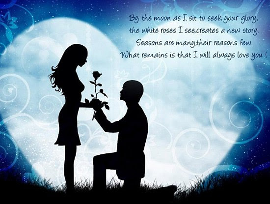 By The Moon As I Sit To Seek Your Glory Quote Picture