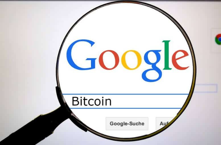 April 1st Crypto Rally Causes the Explosion of Bitcoin Searches on Baidu and Google
