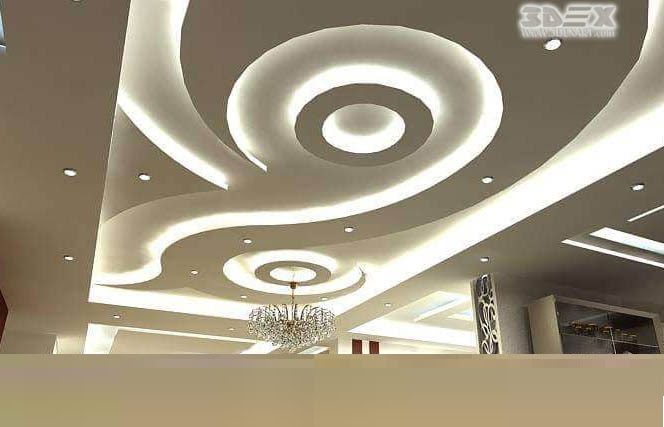 False Ceiling for Drawing Room   Smart Home Decorating Ideas