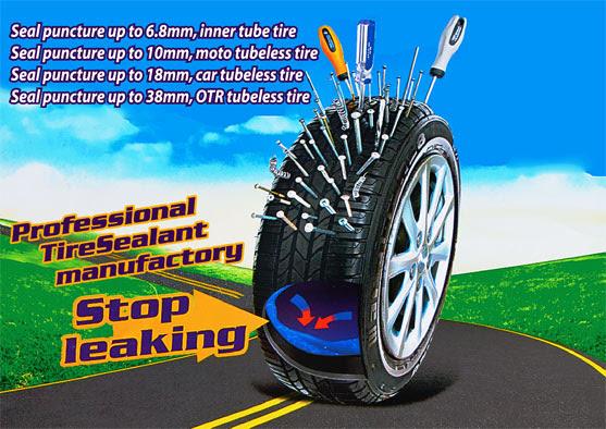 Mega Group Tyre Sealant Exporter Of Bangladesh