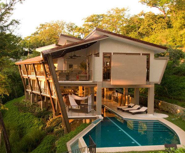 Costa Rica House Designs | Modern House Designs