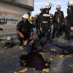 BAHREIN. Tre poliziotti uccisi in un'esplosione