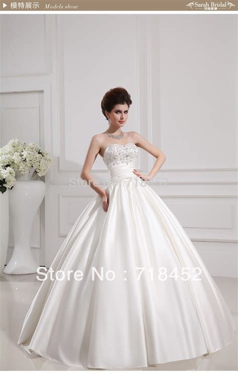 New Arrival 2013 Wedding Dress Sweetheart Princess Ball
