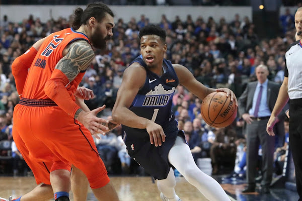 57b9f0d610ce Are the Mavericks giving up on Dennis Smith Jr. too soon  Depends on what  they get in return