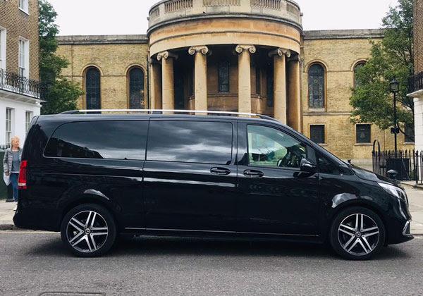 8 Seater Mercedes V Class Hire - Express Rent-a-Car