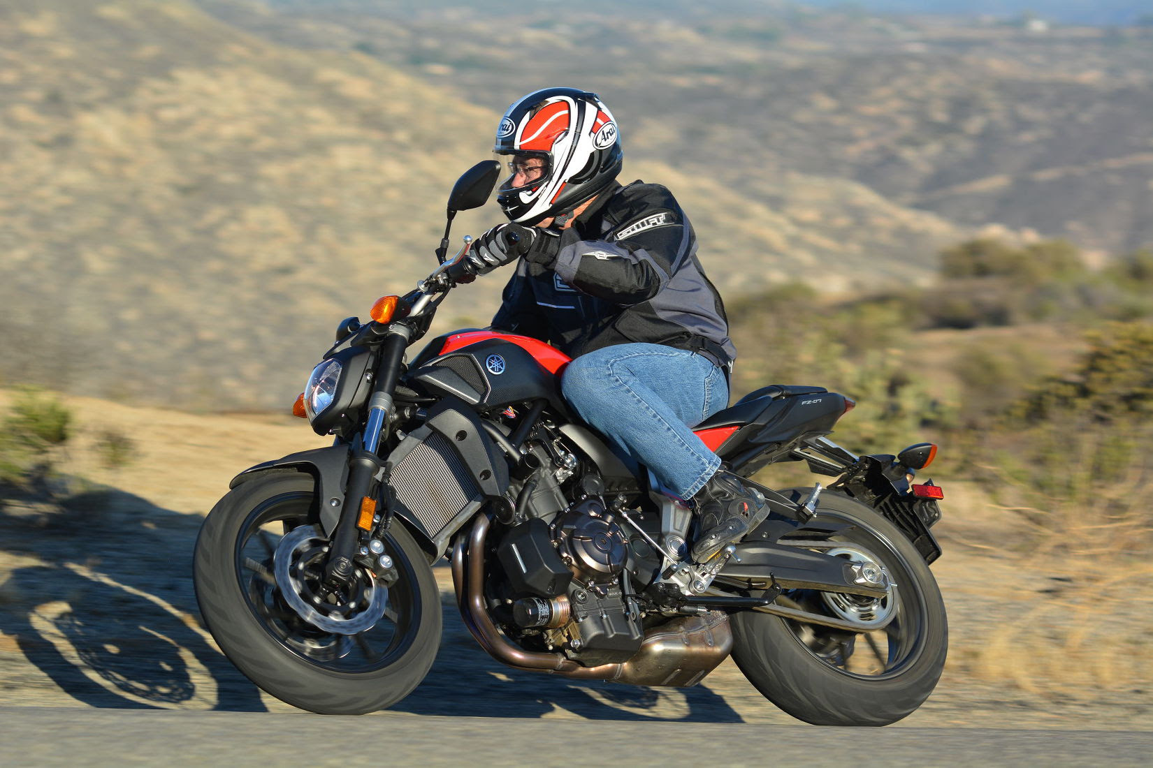 2015 Yamaha Fz 07 Md Ride Review Motorcycledailycom